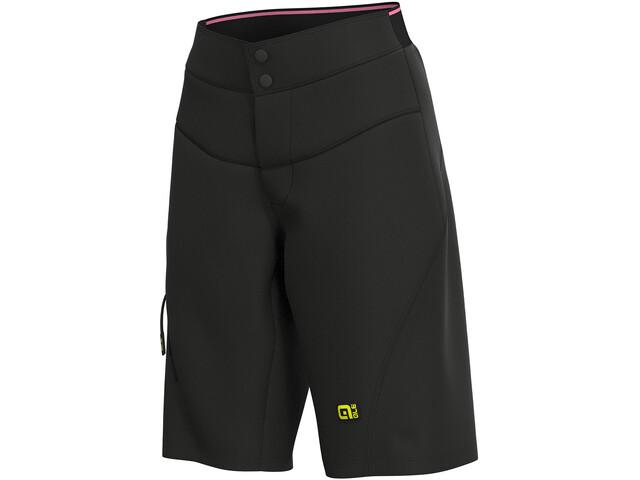 Alé Cycling Enduro Pantalones cortos Mujer, black